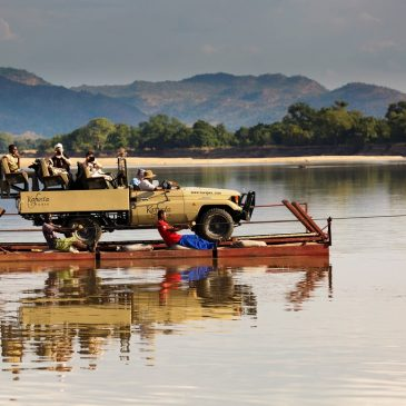 3 Day Budget South Luangwa National Park$ 270.00
