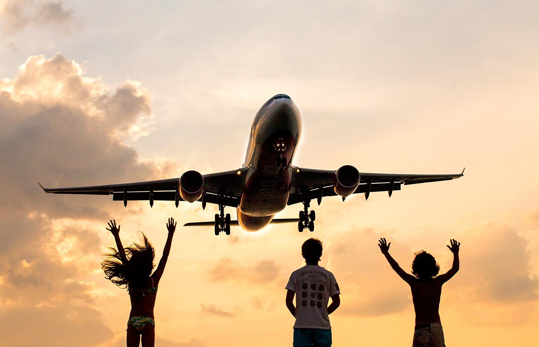Earth Safari – Flights – flight tickets